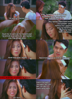 palabas:  My Amnesia Girl (Cathy Garcia-Molina, Star Cinema, 2010)