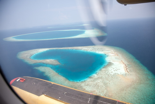 The Maldives consists of over 1,000 islands, around 200 of which are inhabited. The highest point in the entire country is just 2.3m above sea level