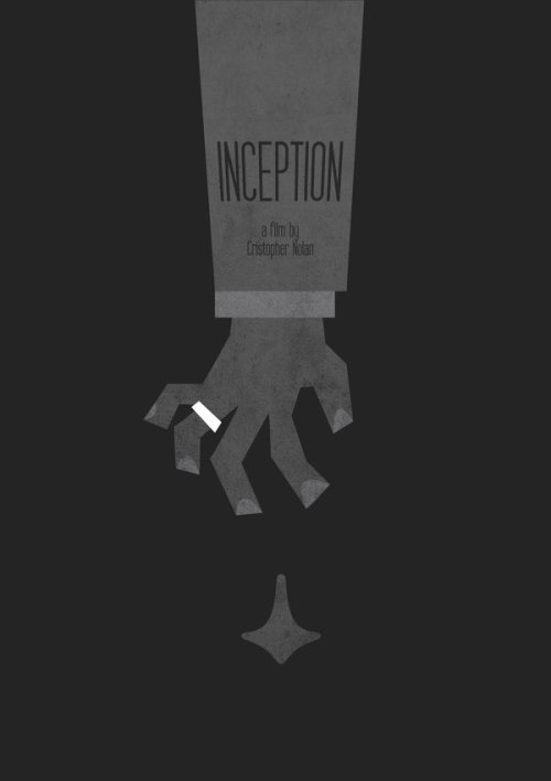 Inception Poster by yero grill