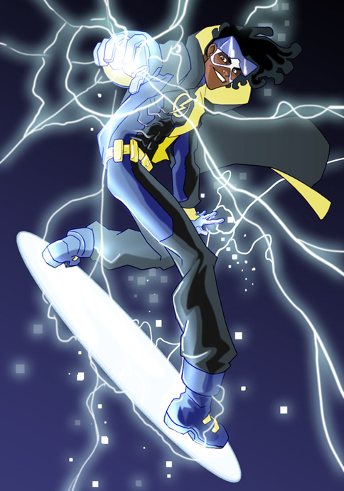 Static - Shock to your system by Matthew Humphreys