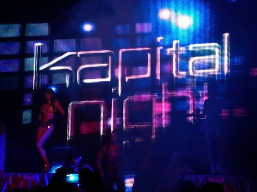 Kapital, 11 of Marzo memorials, Milkshakes, and Real Madrid futbol game!