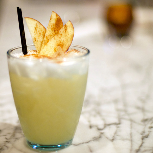Apple Smash, shot for Distrikt Hotel.