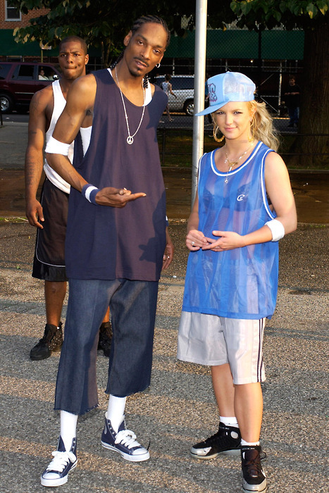 Celebrity Ballers: Snoop and Britney