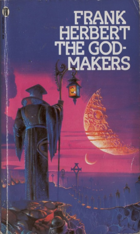 Frank Herbert - The God Makers
