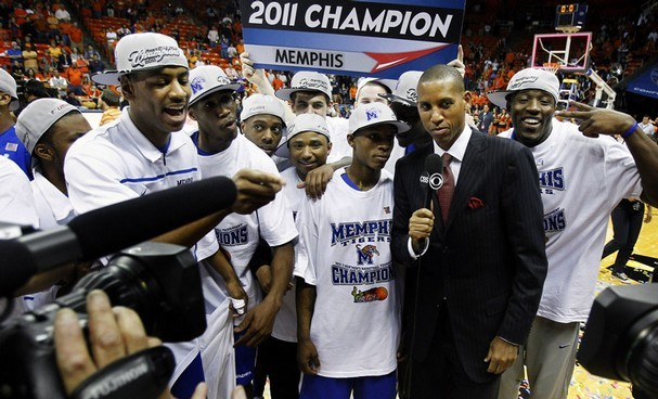 Joe Action Jackson and the Memphis Tigers! They're Back!