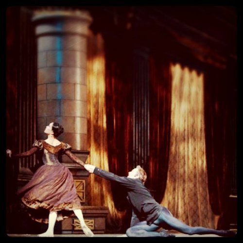 Onegin, absolutely stunning.