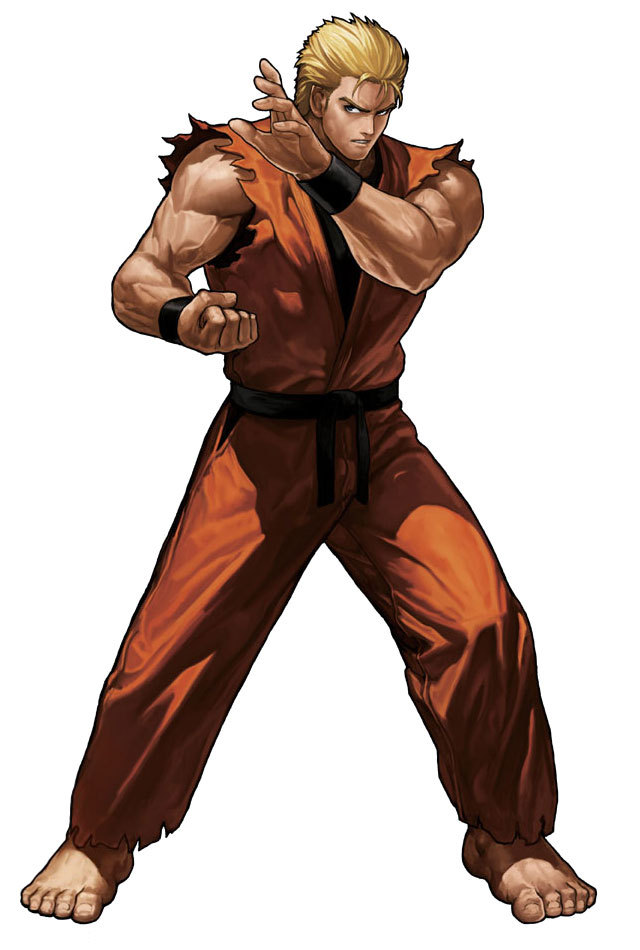 Ryo Sakazaki King of Fighters 13