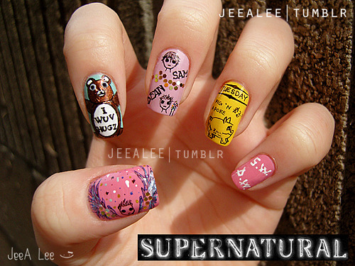 Supernatural Nails 2 | Favorite Episodes EPISODE GUIDE