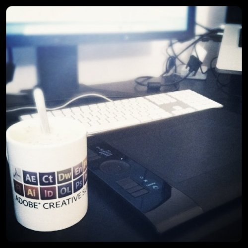 Cappuccino CS5 (Taken with instagram)