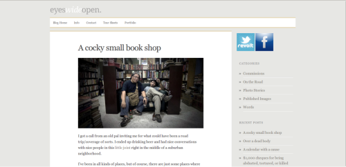 New York times Photog Digs Bookay-ukay Thanks to Mr. Jes Aznar, NY Times Photog
