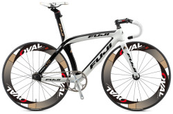 One seriously nice bike! The Fuji Track Ltd 2011 Road Bike