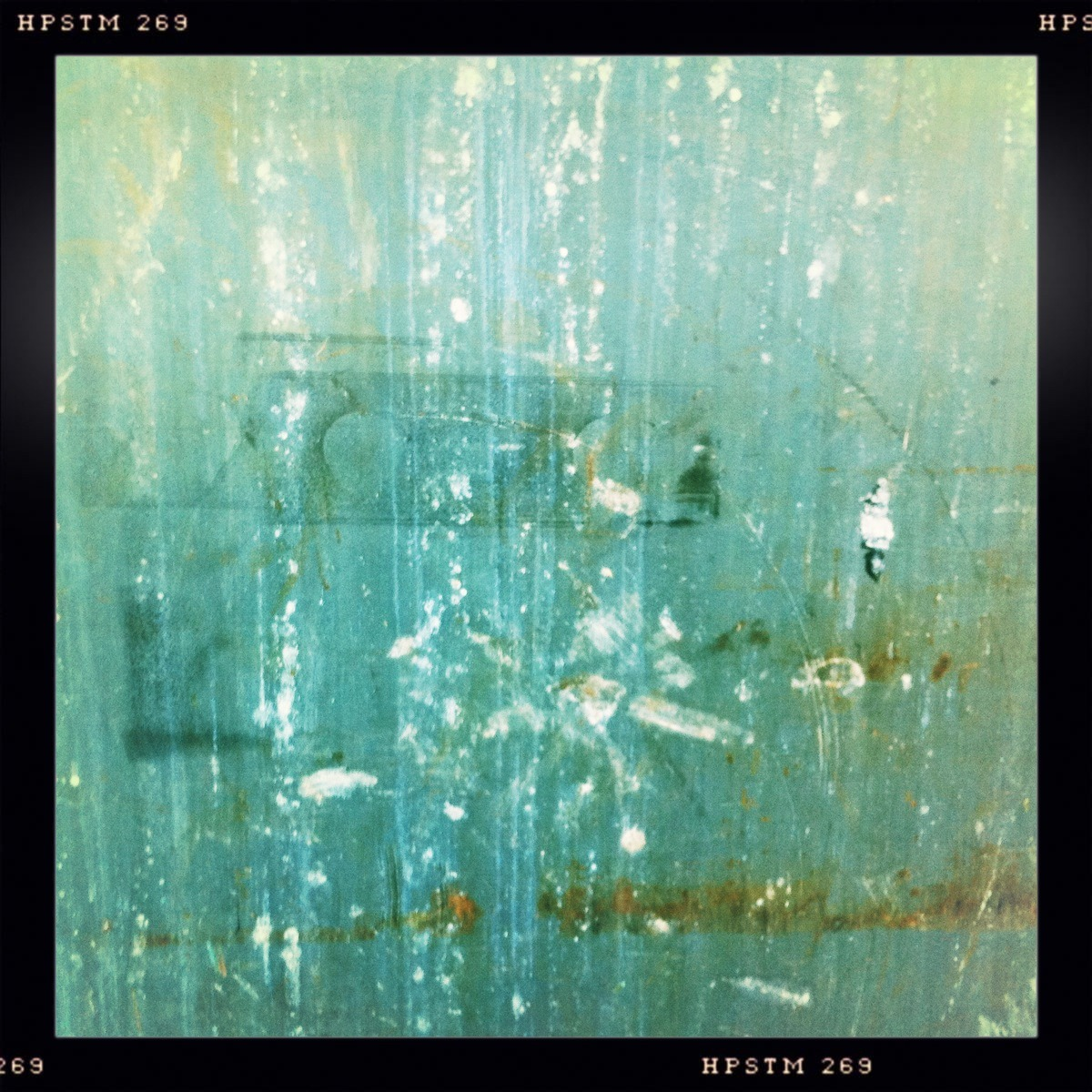 Industrial Abstract Melodie Lens, Pistil Film, No Flash, Taken with Hipstamatic