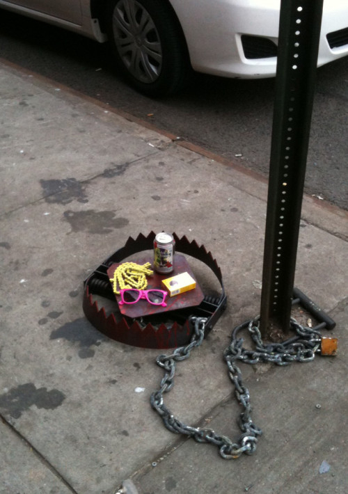 The City of New York finally is taking action regarding the recent hipster infestation in BK via @hotlunchrecords via i.imgur.com