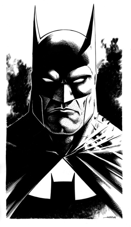 Batman by Scott Johnson