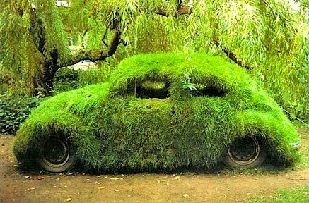 Greenest VW Model yet…