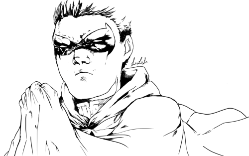 damian. i love you when you make that face >:<