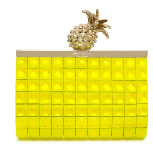 Call me crazy, but I need this adorable clutch.