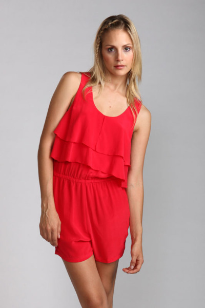 So great for Spring and Summer! Great color and style! from Line & Dot