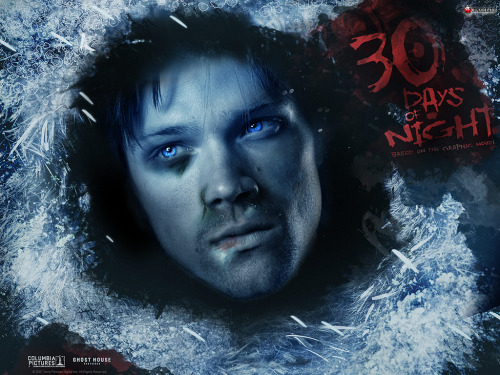 Jared Padalecki in 30 Days of Night