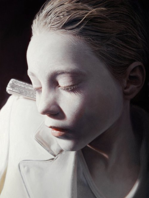 "Gottfried Helnwein - ""The Murmur of the Innocents 11"""