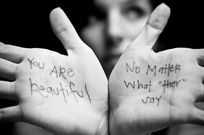 YOU ARE BEAUTIFUL. Don't let ANYONE convince you otherwise…especially YOURSELF. ♥