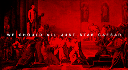 Happy Ides of March, everyone!