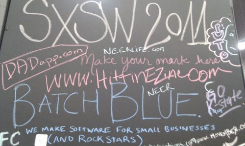 #SXSWi 2011: Almost over for another year. Have you made your mark?