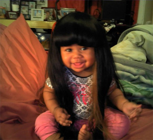 Baby Minaj. Just for LOLs.