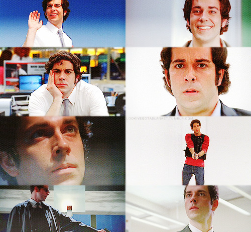 lookivegotablanket:  30 Days of Chuck | Day 02 | Favourite Character | Chuck Bartowski