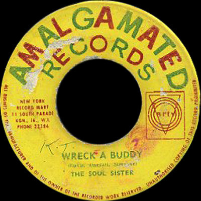 The Soul Sisters - Wreck a Buddy