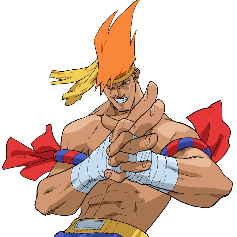 Adon Street Fighter Alpha 3