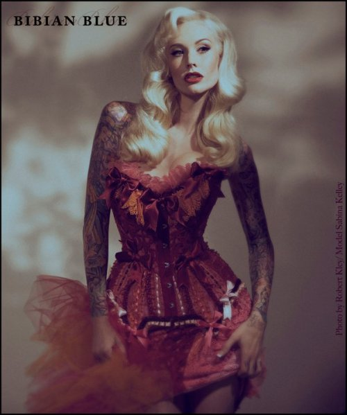 Sabina Kelley for Bibian Blue