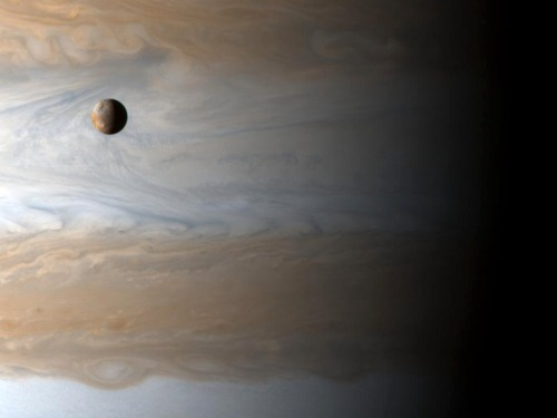 invaderxan:  Jupiter and Io