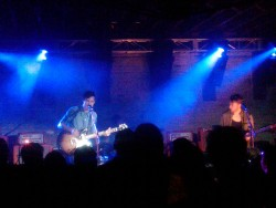 amberdino:  We Barbarians at PureVolume House! First of many shows at SXSW!