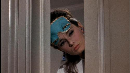 bohemea:  Breakfast At Tiffany's   I have this sleeping mask!