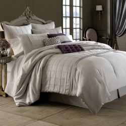 This is the Diva 9 Piece Bedding Superset by House of Dereon at Bed Bath and Beyond.  http://bit.ly/hfbQVq Now THAT is stepping your business game up another level.