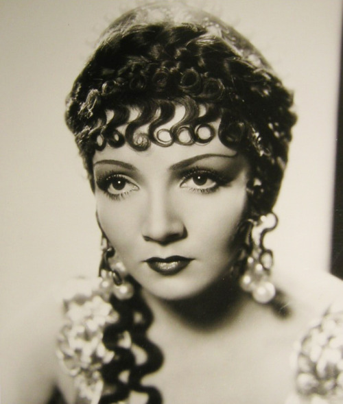"Claudette Colbert as Empress Poppaea in Cecil B. DeMille's ""Sign of the Cross"" 1932"