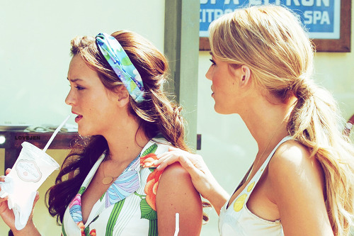 I miss GG!  I can't wait for it to come back on in two weeks……