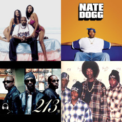 "RIP Nate Dogg (Nathaniel Dwayne Hale) I will remember you, every time I address a friend or acquaintance, named Nathan, by your street alias. Let us remember that all doggs go to heaven. He was known as the soul man of G-funk, and before his first album had ever been released, Nate Dogg made appearances on several huge hits: ""Regulate"" with Warren G, 2Pac's All Eyez on Me, and the soundtrack to Murder Was the Case. The cousin of Snoop Dogg, Nate was born in Los Angeles and began working with Warren early in the '90s. By 1994, the duo hit number two on the pop charts with ""Regulate,"" from the soundtrack to Above the Rim. The two later severed their relationship, with Warren going on to multi-platinum success. Nate scored again in 1996 with ""Never Leave Me Alone,"" featuring Snoop, and released his debut album, G-Funk Classics, Vols. 1 & 2, early the following year on Interscope. Discography  LA Weekly   MTV   Snoop tweets about his buddy MTV with more…"