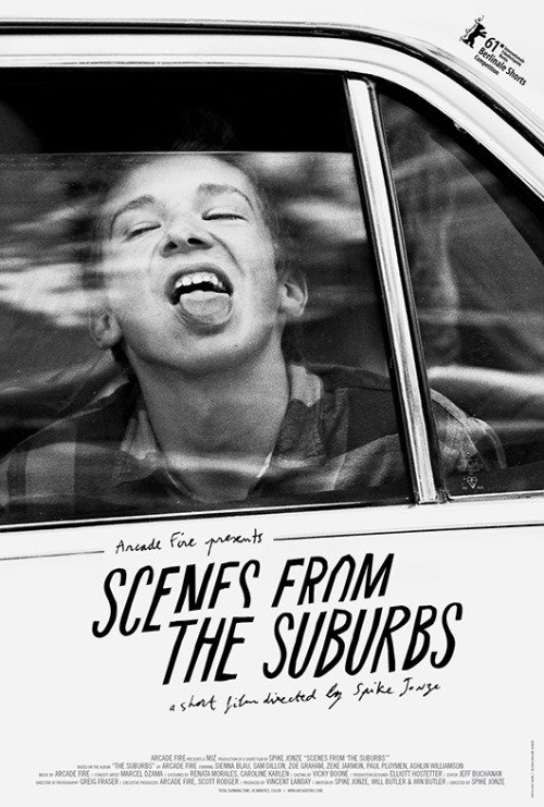 emmaseymour:   Short film 'Scenes From The Suburbs' by Arcade Fire and Spike Jonze