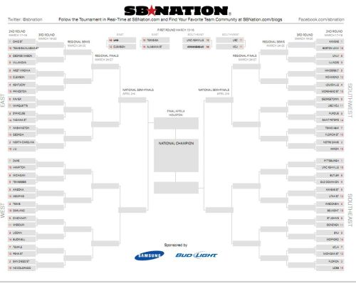 Need a bracket? We gotcha covered.