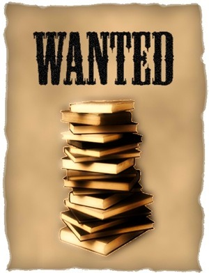 WANTED: More Books!