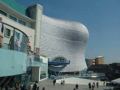 This Is The Bullring In Birmingham, It Has Many Shops (Including; new look, H&M, Debenhams And Many More!) There Are Also Shops Here That Are Not For fashion!