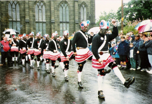 Britannia Coco-nut Dancers of Bacup
