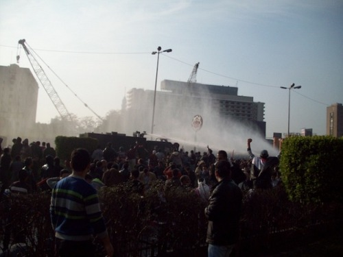 Three Days in Tahrir Square by Tim DeMay