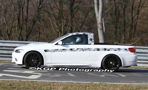 "A BMW spokesperson has now confirmed to Road & Track that the  M3 Pickup spotted in Germany is simply a one-off test mule. ""BMW M did  indeed create the pickup seen on the 'Ring, but it was just an internal  project, not something that is in development,"" explained Dave Buchko,  BMW Advanced Powertrain & Heritage Communications Manager. ""There  are no plans to produce it."""