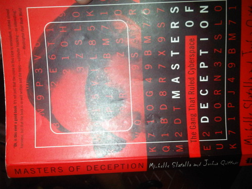 Masters of deception was a New York-based hacker group. MOD reportedly controlled all the major telephone RBOC's and X.25 networks as well as controlling large parts of the backbone of the rapidly emerging Internet. book *