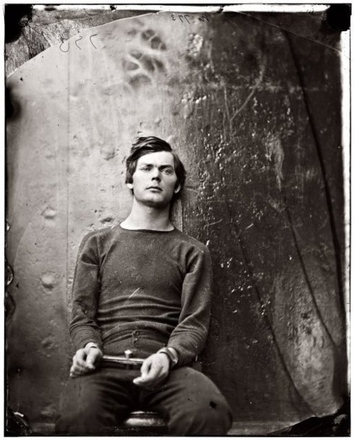 fuckyeahhistorycrushes:   Lewis Thornton Powell… even if he was a conspirator. [Submitted by agaroux]  He was one of four people hanged for the Lincoln assassination conspiracy, which makes him a pretty bad dude. However, you cannot deny he was pretty darn good looking. Ah, why must it always be the bad boys…  I love 19th century men…even if he was involved in Lincoln's assassination.