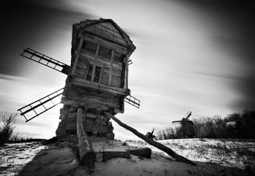 Old mill 2 by ~manroms