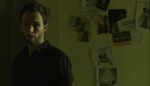 "Hunter Gilmore as Michael in ""Little Death"""